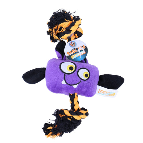 Purple Monster Rope Toy