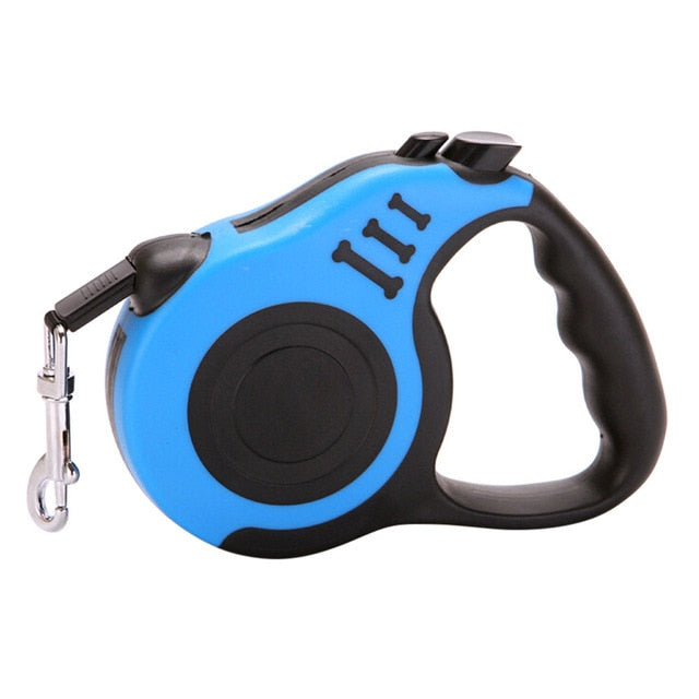 Durable retractable leash