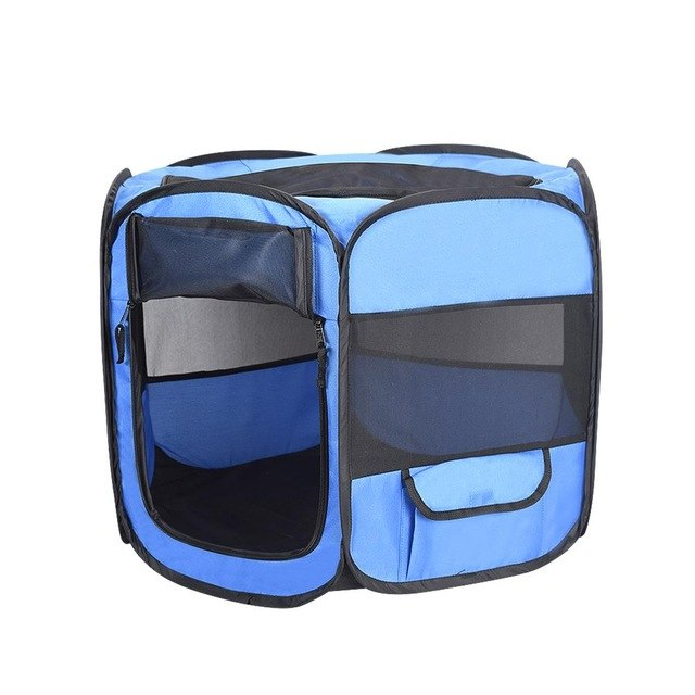 Waterproof foldable playpen