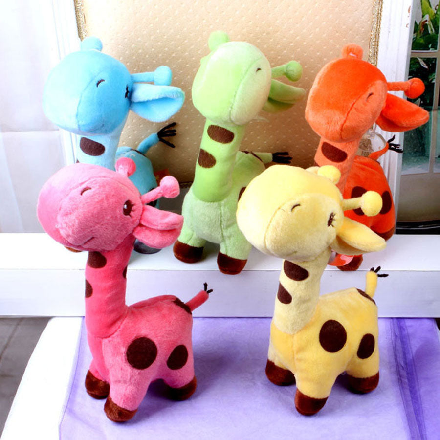 Giraffe chew toy - The Wiggle Project