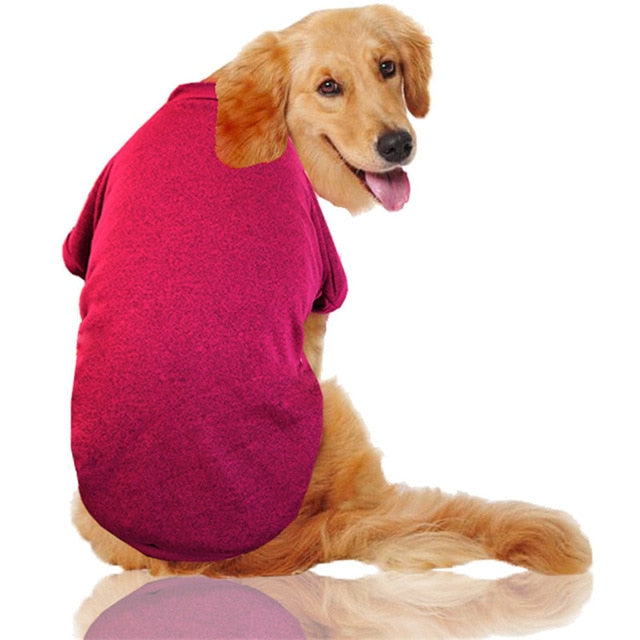 Large dog jacket - The Wiggle Project