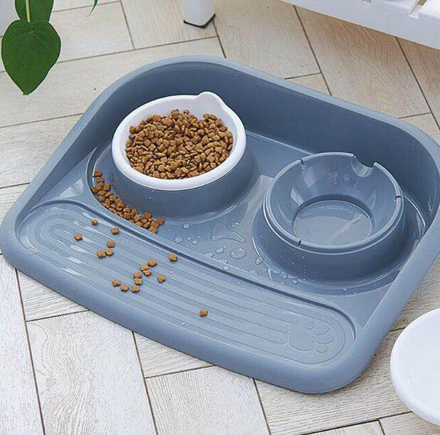 Food and water bowl - The Wiggle Project