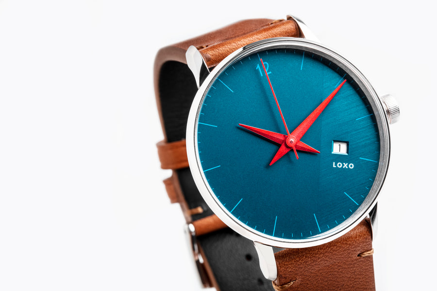 Loxo luxembourgish automatic watch