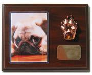 Patty Paw Pet Plaque