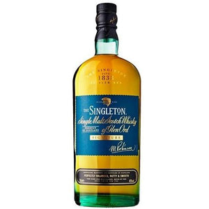 Singleton Signature Single Malt Whisky (70cl) - liquormalaysia
