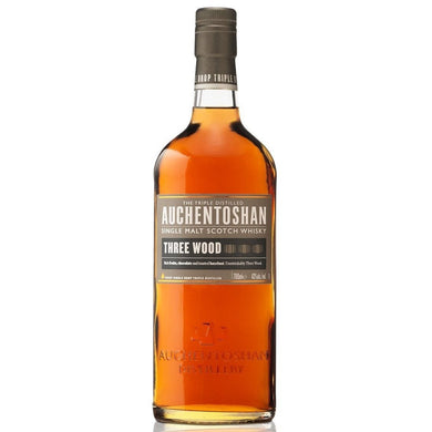 Auchentoshan Threewood Single Malt Whisky (70cl) - liquormalaysia