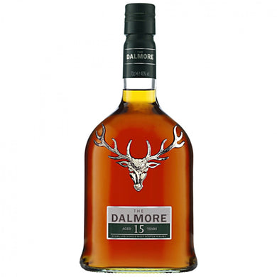 The Dalmore Aged 15 Years Single Malt Whisky (70cl) - liquormalaysia