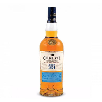 The Glenlivet Founders Reserve Single Malt (70cl) - liquormalaysia