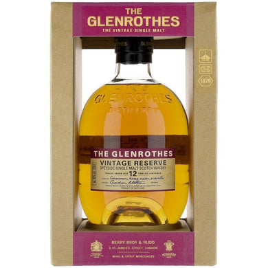 Glenrothes Vintage Reserve Single Malt (70cl) - liquormalaysia