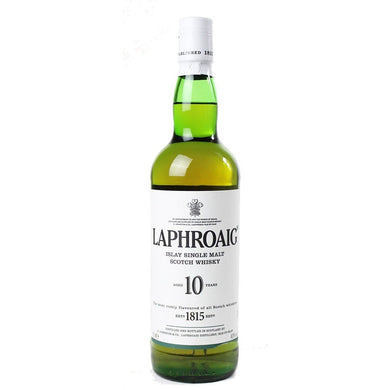 Laphroaig Islay Single Malt 10 Years  (70cl) - liquormalaysia
