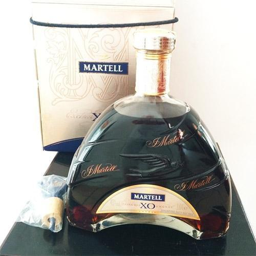 Martell XO WITH Cradle (300cl) - liquormalaysia