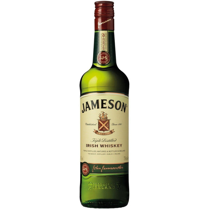 John Jameson Blended Irish Whiskey (70cl) - liquormalaysia