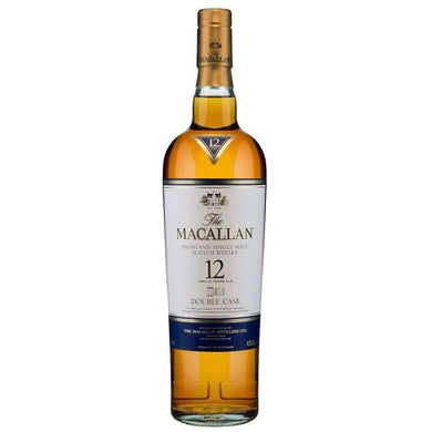 The Macallan Double Cask 12 Years Single Malt Whisky (70cl) - liquormalaysia
