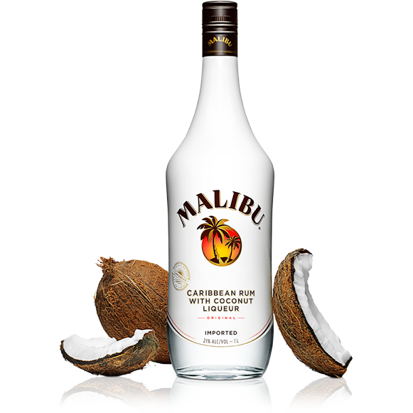 Malibu Rum and Coconut Liqueur (70cl) - liquormalaysia