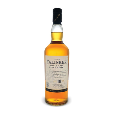Talisker 10 Years Isle of Skye Single Malt (70cl) - liquormalaysia