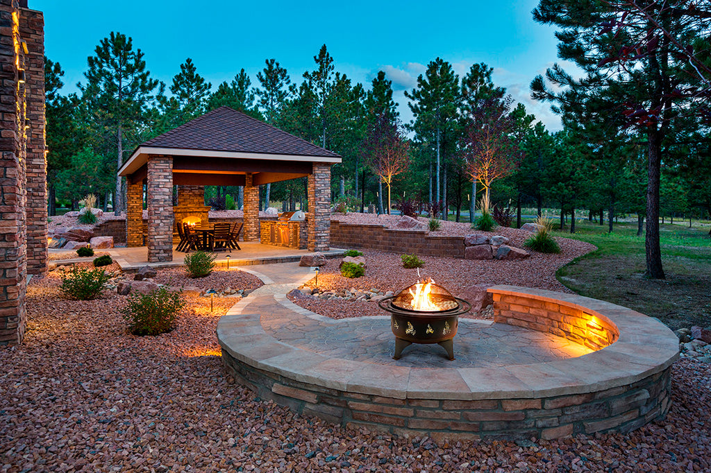 Can I Have A Fire Pit In My Backyard Laws Restrictions By State Outland Living Usa