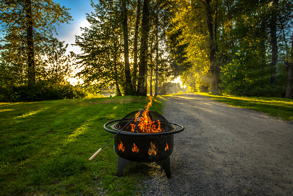 Fire Pit Distance From House Safety Rules Guidelines Outland Living Usa