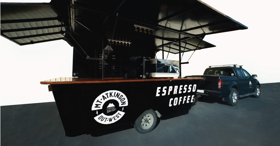 Best coffee roaster in the world of West Auckland! – Mt Atkinson Coffee