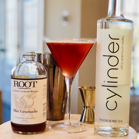 The Granada- ROOT Crafted Cocktail Mixers