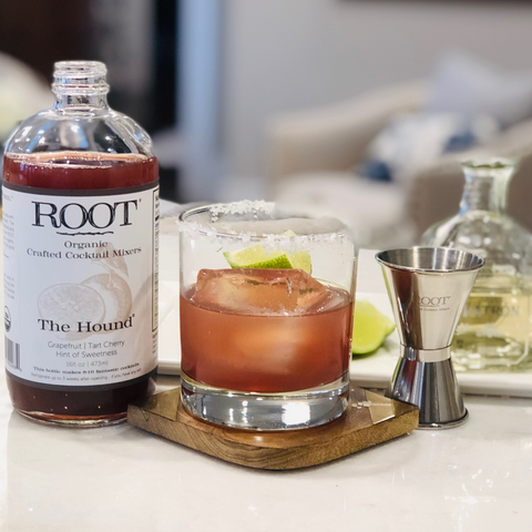 The Hound- ROOT Crafted Cocktail Mixers