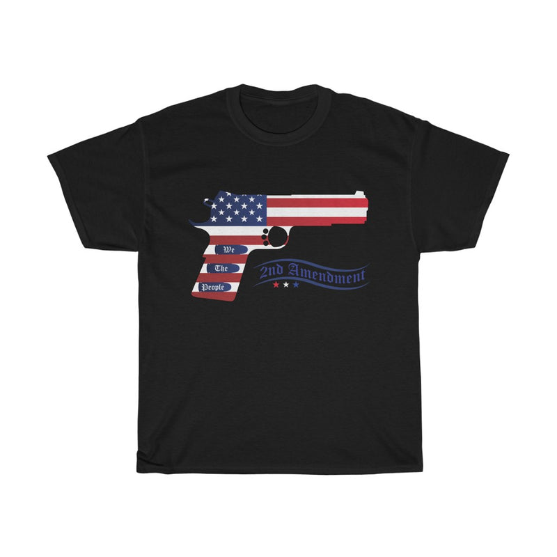 "2nd Amendment ""We The People"" T-shirt"