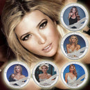 Ivanka Marie Trump Silver Plated Coin Set