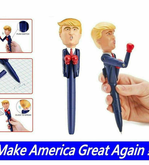 Donald Trump Comedic Talking Pen Toy