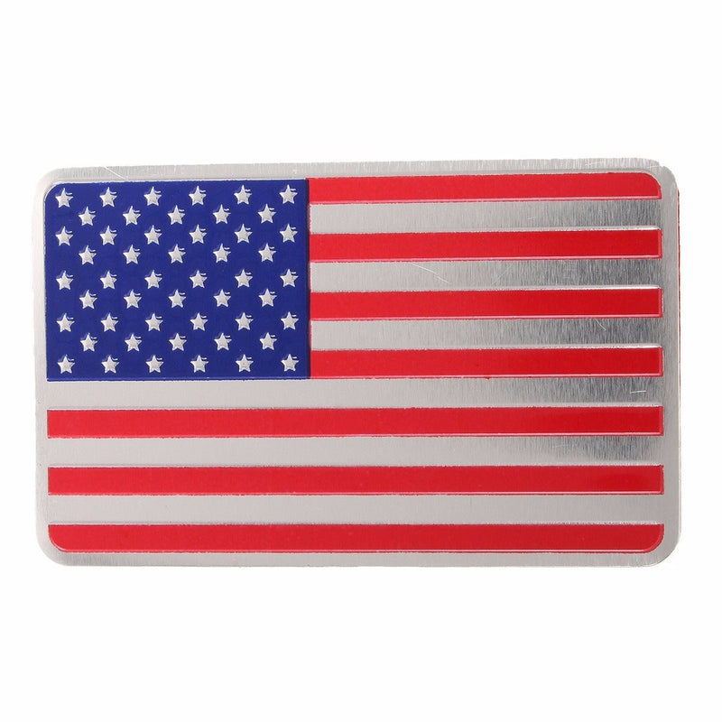 American USA US Flag Decal Sticker