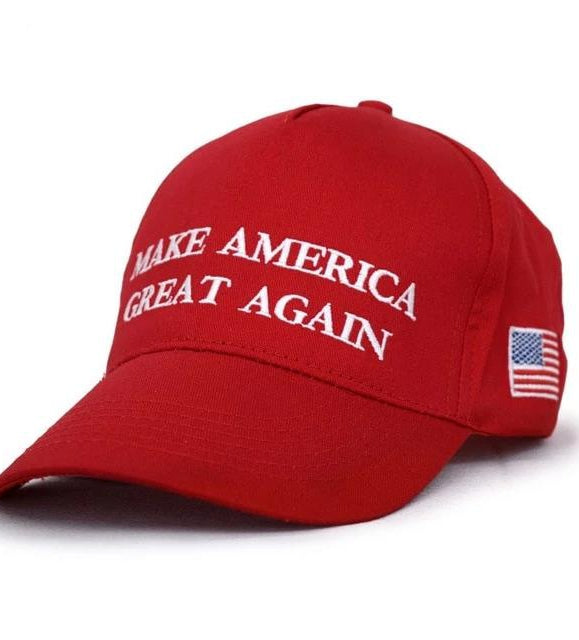 "Classic ""Make America Great Again Baseball"" (MAGA) Hat"