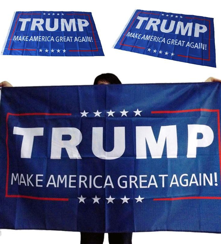 Donald Trump Flag Make America Great Again Donald for President USA