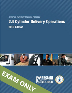 2.4 Propane Delivery Operations and Cylinder Delivery (2.4)
