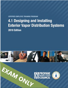 4.1 Design and Install Exterior Vapor Distribution Systems (4.1)