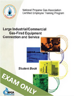 8.0 Large Industrial/Commercial Gas-Fired Equipment Connection and Service (8.0)