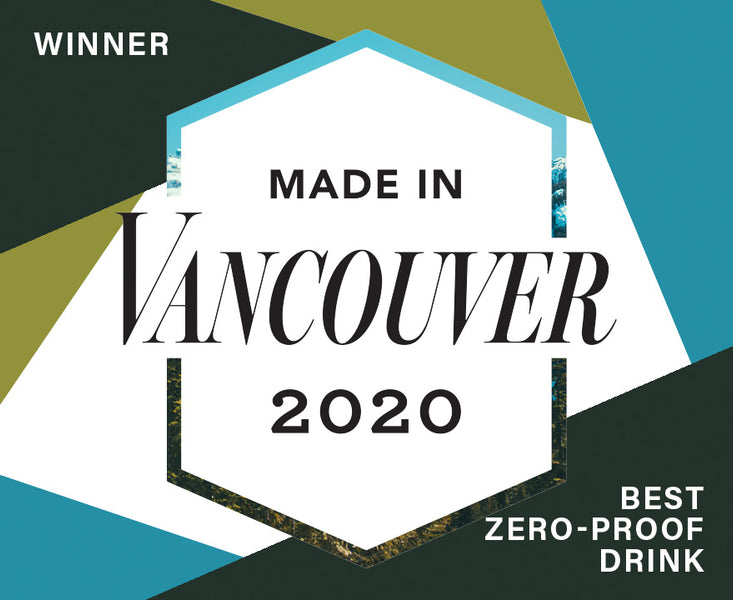 Canoe Fizzy Lemonade Wins Best Zero-Proof Drink - Vancouver Magazine