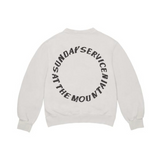 HOLY SPIRIT CREWNECK BONE