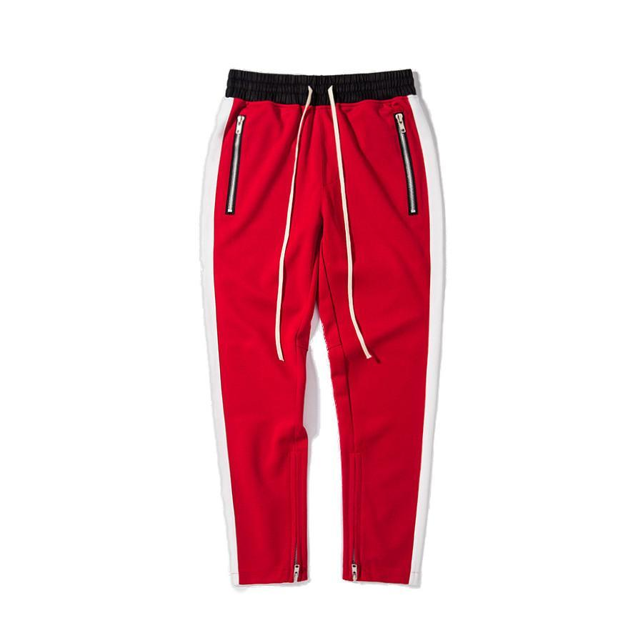 SINGLE BAR TRACKPANTS