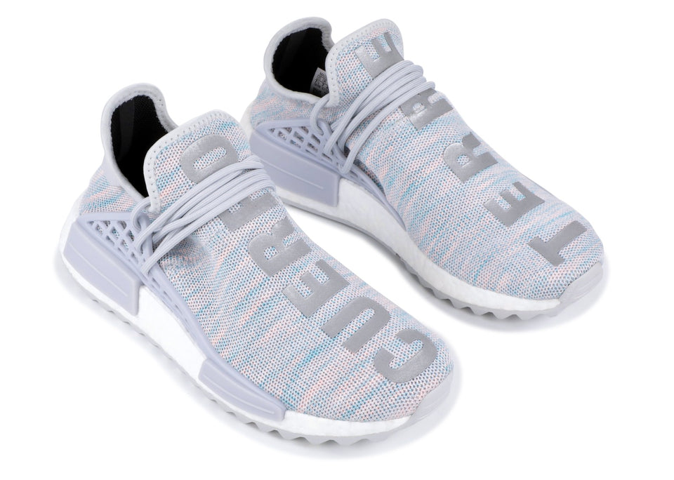 finest selection 5fe0e c1f25 PW X BBC X NMD HUMAN RACE TRAIL 'COTTON CANDY'