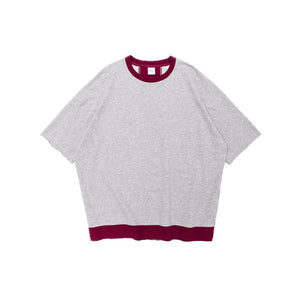 OVERSIZED COLORBLOCK TEE