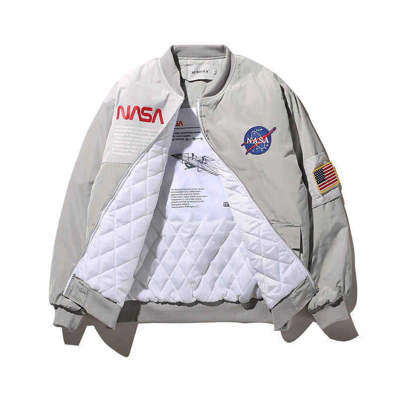 SPACE CADET MA-1 BOMBER