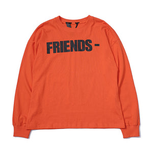 """FRIENDS-"" LONG SLEEVED TEE"