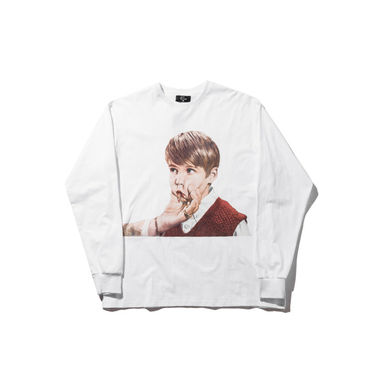 BABY FACE SWEATSHIRT