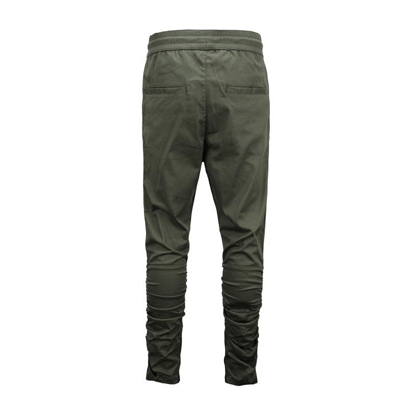 RUCHED TROUSERS