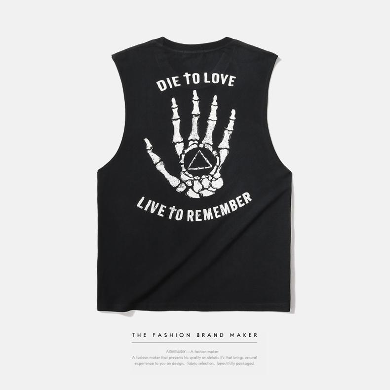 """DIE TO LOVE"" TANK"