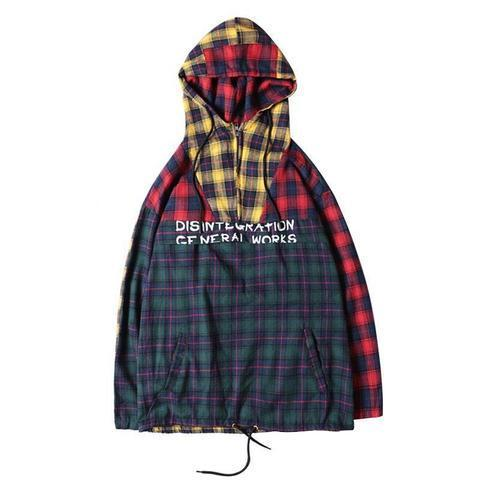 109 Plaidworks Jacket