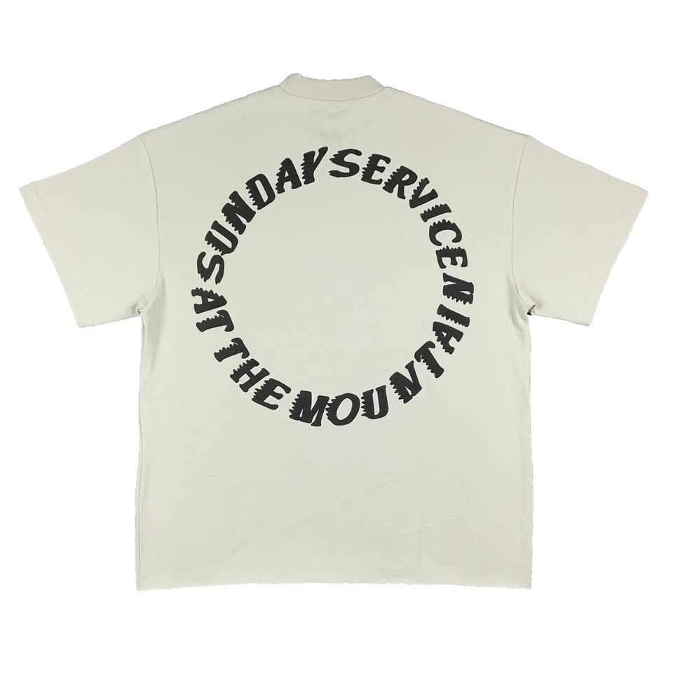 TRUST GOD KANYE WEST SUNDAY SERVICE TEE