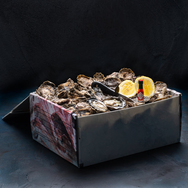 Summer oyster box - Shuck Oysters