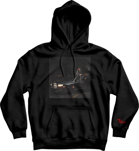 Wish Me Well Cover Hoodie