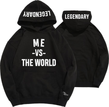 Load image into Gallery viewer, Me VS the World Hoodie