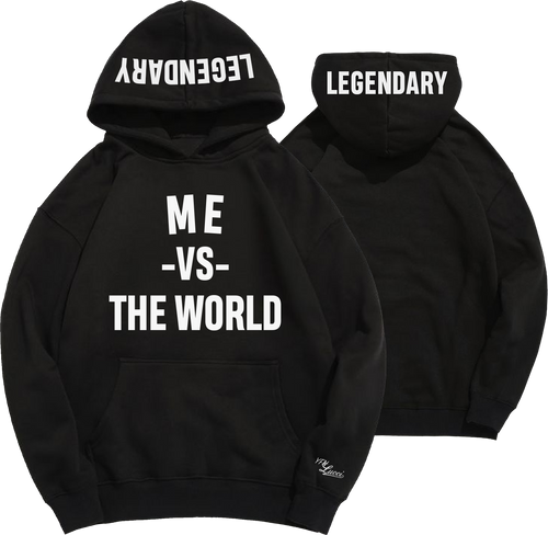 Me VS the World Hoodie