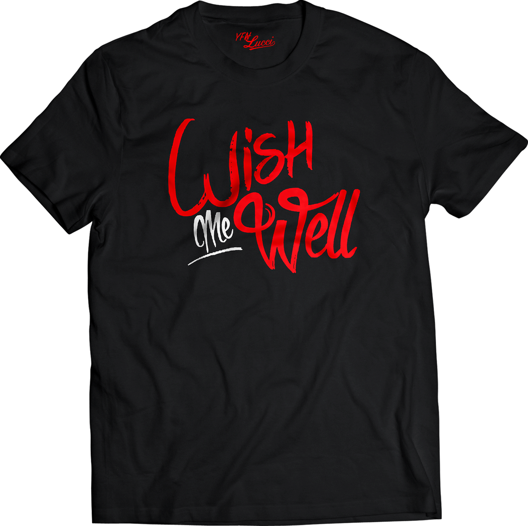 Wish Me Well Shirt - Black